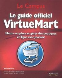 Le guide officiel VirtueMart : mettre en place et gérer des boutiques en ligne avec Joomla !
