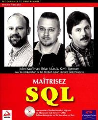 Maîtrisez SQL