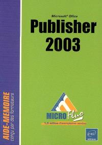 Microsoft Office Publisher 2003