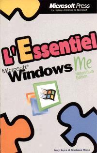 Microsoft Windows Millennium édition