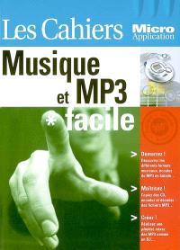Musique et MP3 : facile