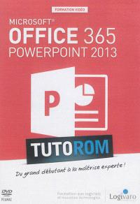 Office 365 : PowerPoint 2013 : formation vidéo