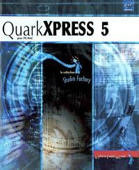 QuarkXpress 5 pour PC-MAC