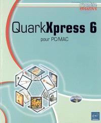 QuarkXPress 6 pour PC-Mac