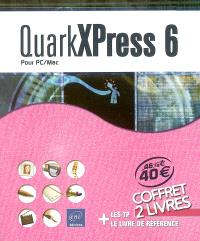 QuarkXPress 6 pour PC-Mac