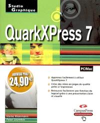 QuarkXPress 7 pour Windows et Macintosh