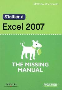 S'initier à Excel 2007