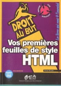 Vos premières feuilles de style HTML