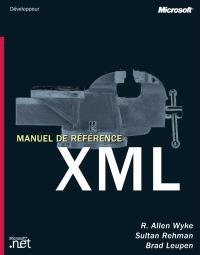 XML : manuel de référence