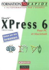 XPress 6 : pour PC et Macintosh