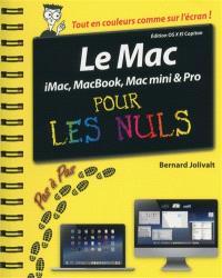 Le Mac avec OS X El Capitan pour les nuls : iMac, MacBook, Mac mini & Pro : pas à pas