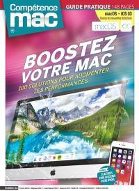 Compétence Mac. n° 48, Boostez votre Mac : 100 solutions pour augmenter les performances