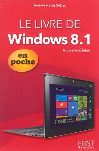 Le livre de Windows 8.1 : en poche