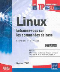Linux : entraînez-vous sur les commandes de base : exercices et corrigés