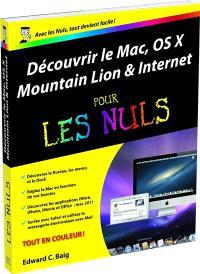 Découvrir le Mac, OS X Mountain Lion & Internet pour les nuls