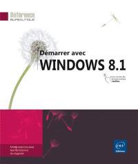 Démarrer avec Windows 8.1