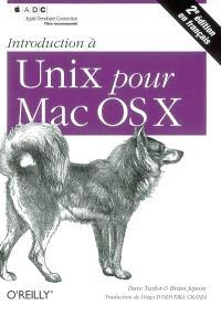 Introduction à Unix pour MacOSX