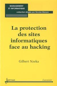La protection des sites informatiques face au hacking
