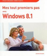 Mes tout premiers pas avec Windows 8.1