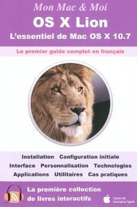 OS X Lion : l'essentiel de Mac OS X 10.7
