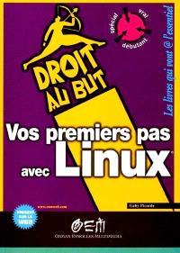 Vos premiers pas avec Linux