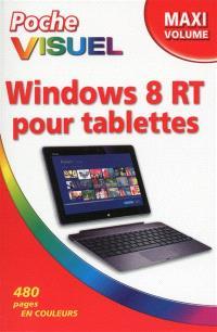 Windows 8 RT pour tablettes