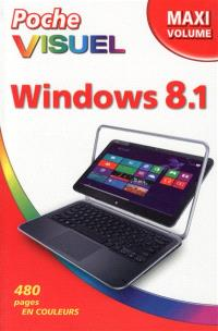 Windows 8.1 : maxi volume