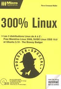 300 % Linux