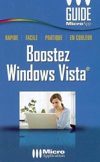 Booster Windows Vista
