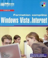 Formation complète Windows Vista et Internet