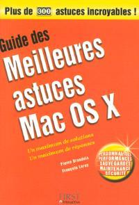 Guide des meilleures astuces Mac OS X