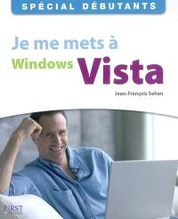 Je me mets à Windows Vista