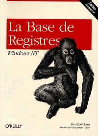 La base de registres : Windows NT