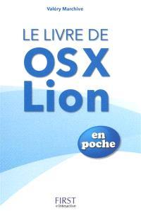 Le livre de OS X Lion en poche