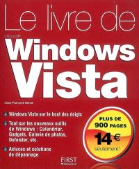 Le livre de Windows Vista