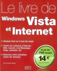 Le livre de Windows Vista et Internet