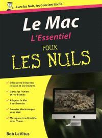 Le Mac : l'essentiel pour les nuls