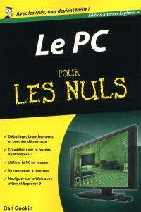 Le PC pour les nuls : édition Internet Explorer 9