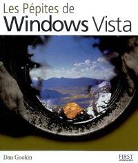 Les pépites de Windows Vista