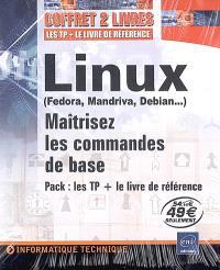 Linux (Fedora, Mandriva, Debian...) : maîtrisez les commandes de base