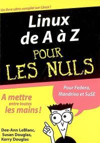 Linux de A à Z pour les nuls