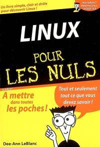 Linux pour les nuls