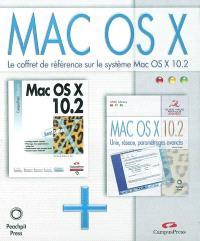 Mac OS X 10.2 : le coffret de référence sur le système Mac OS X 10.2
