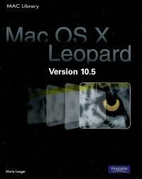 Mac OS X Leopard, version 10.5