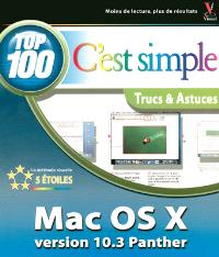 Mac OS X Panther version 10.3