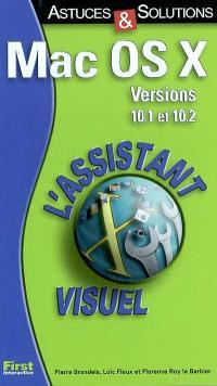 Mac OS.X, version 10.1 et 10.2 : astuces et solutions