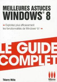 Meilleures astuces Windows 8