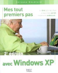 Mes tout premiers pas avec Windows XP