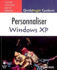 Personnaliser Windows XP