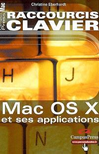 Raccourcis clavier : Mac OS X et ses applications